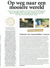Artikel in Happinez